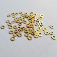 VeloFuze Brass Spoke Washers - Spoke Head Washers